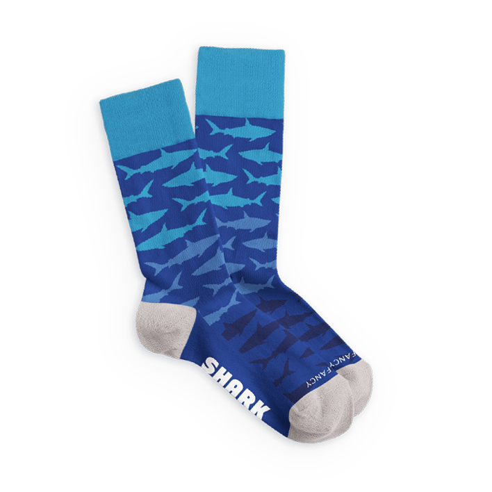 Tom's Selec - chaussettes shark week