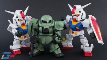 ZAKU II SD CS SILOUHETTE BANDAI TOYSANDGEEK @Gundamfascination-24
