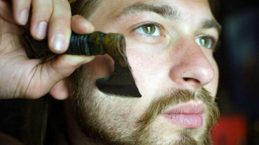 Tom's Selec - rasoir hache viking