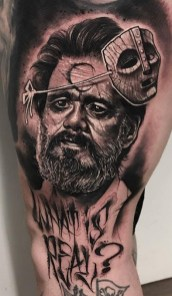 Anrijs Straume geek peau best tattoo jim carrey tag