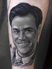 Bondarchuk Sergey geek peau best tattoo jim carrey tag