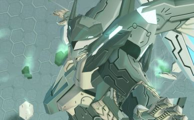 ZONE OF THE ENDERS- The 2nd Runner - MARS