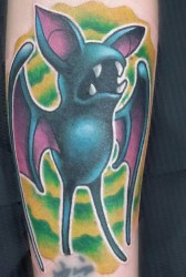 Simon K Bell best of tattoo tag geek pokemon