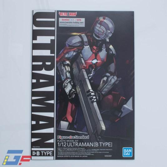 1-12 ULTRAMAN B TYPE UNBOXING GALLERY BANDAI TOYSANDGEEK @Gundamfascination-16