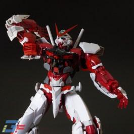 GUNDAM ASTRAY RED FRAME HiRM GALLERY BANDAI TOYSANDGEEK @Gundamfascination