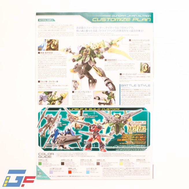 GUNDAM JIYAN ALTRON BANDAI UNBOXING GALLERY TOYSANDGEEK @Gundamfascination-26