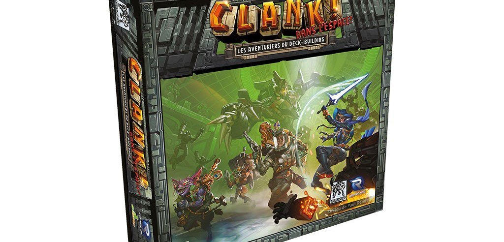 Clank !