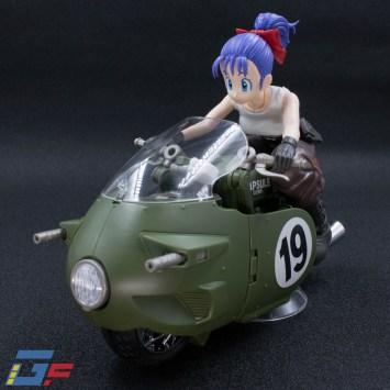 FIGURE RISE MECHANICS BULMA'S VARIABLE N°19 MOTORCYCLE BANDAI GALLERY TOYSANDGEEK @Gundamfascination-9