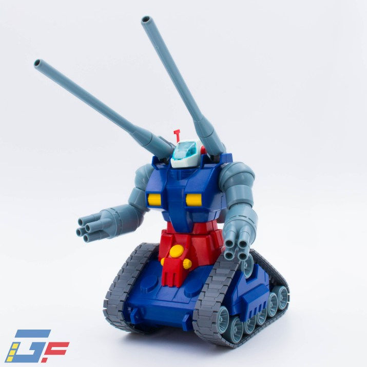 GUNDAM RX-75 GUNTANK 1-144 GALLERY BANDAI GALLERY BANDAI TOYSANDGEEK @Gundamfascination