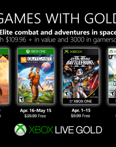 xbox games with gold avril 2019