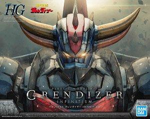 Grendizer Infinitism HG Bandai