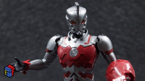 ULTRAMAN SUIT A BANDAI GALLERY @gundamfascination @toysandgeek 2019-7