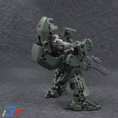 HEXA GEAR BULKARM ALPHA JUNGLE UNBOXING @gundamfascination @toysandgeek 2019-25
