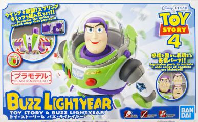 Toy Story 4 Buzz Lightyear Plastic Model Kit