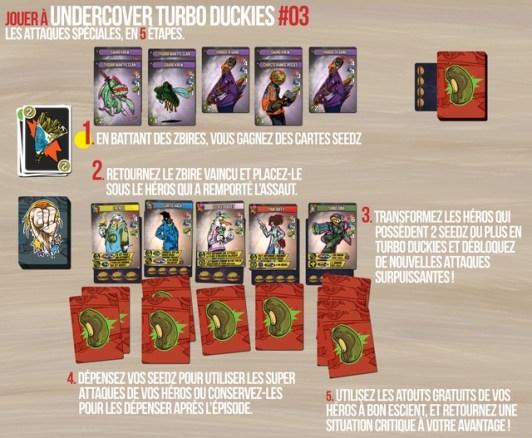 Undercover Turbo Duckies
