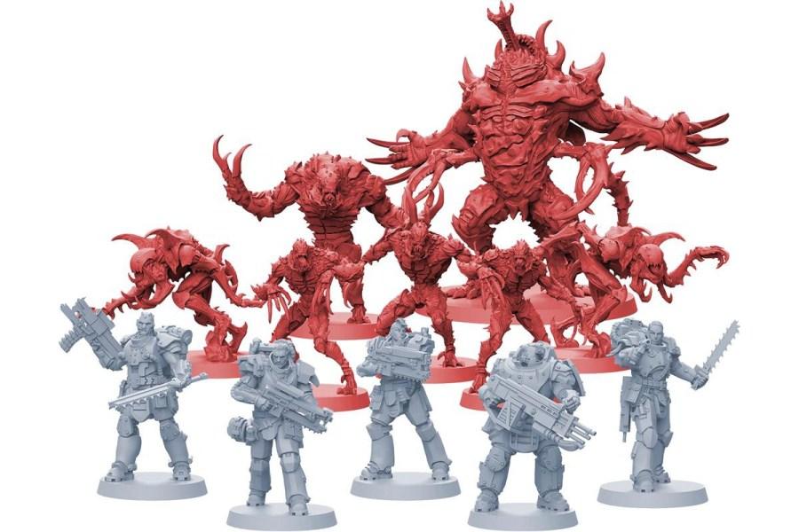 Zombicide Invader Dark Side