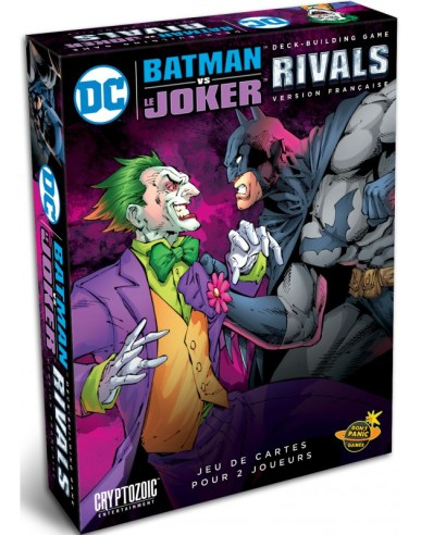 DC Rivals Batman VS Le Joker