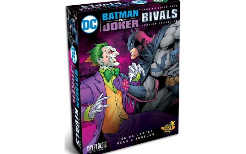 DC Rivals Batman VS Le Joker