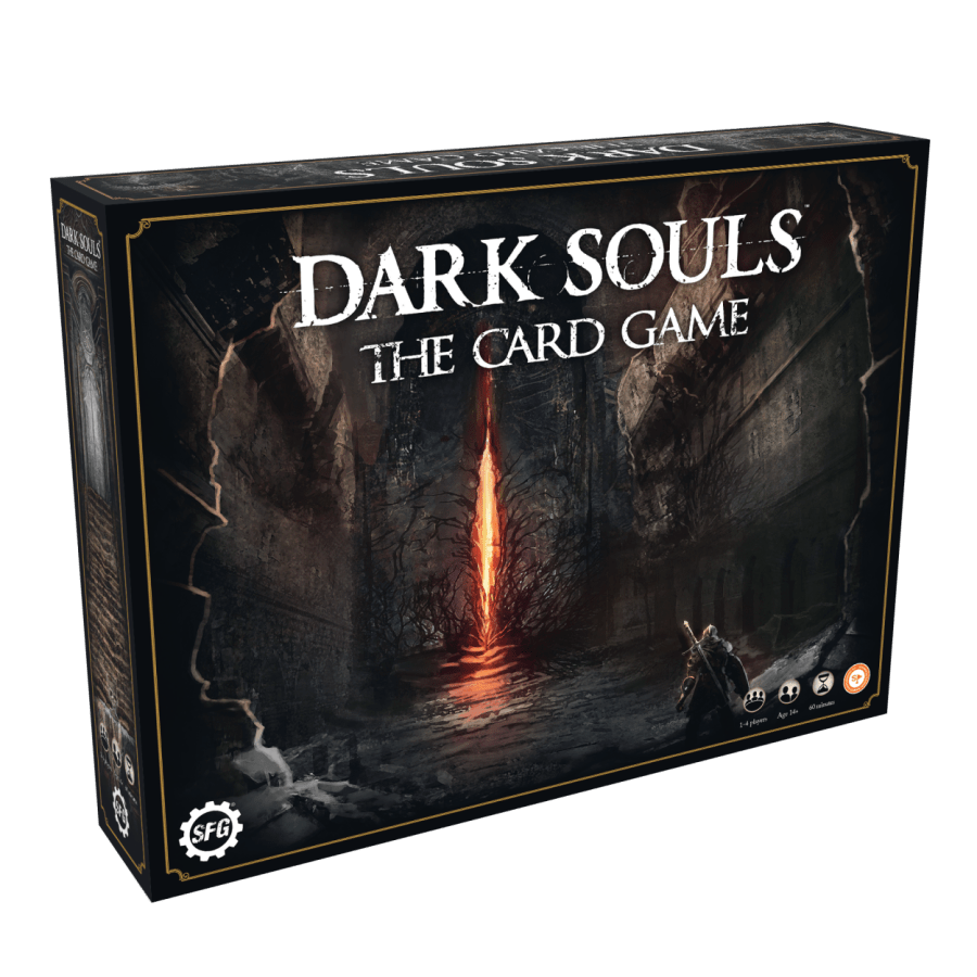dark soul the card game