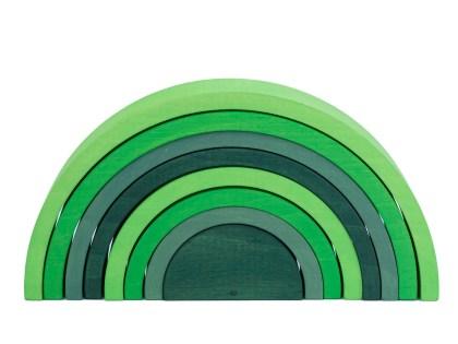 Green stacker main web