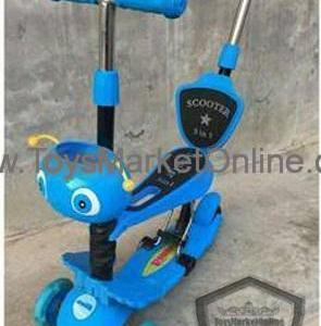 ToysMarketOnline -Scooter นั่งได้-BB