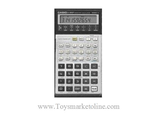 CASIO CALCULATOR Casio Fx-3800P