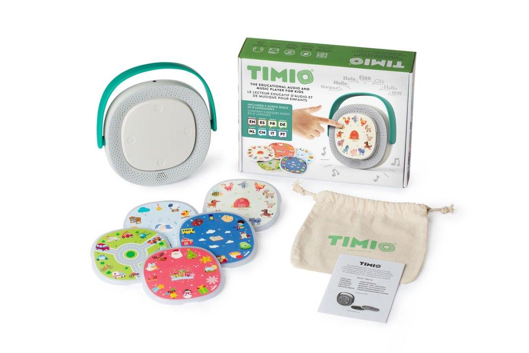 Toynamics Timio