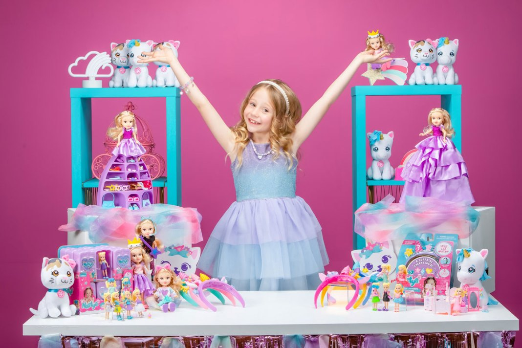 Like Nastya Announces First Toys line