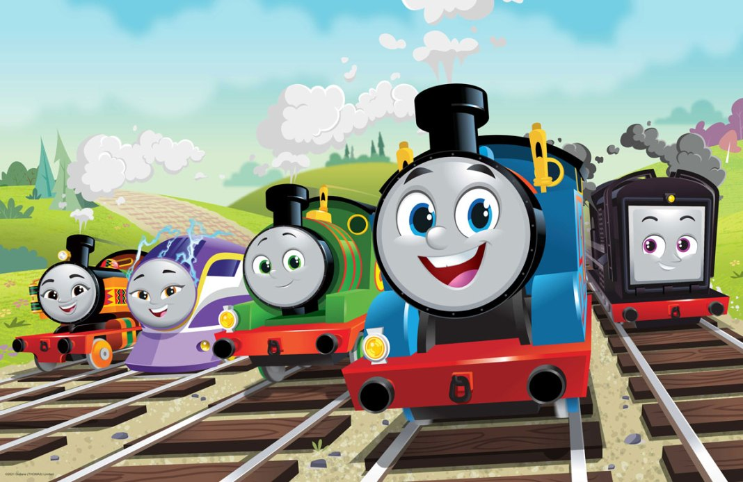 Thomas & Friends-All Engines Go