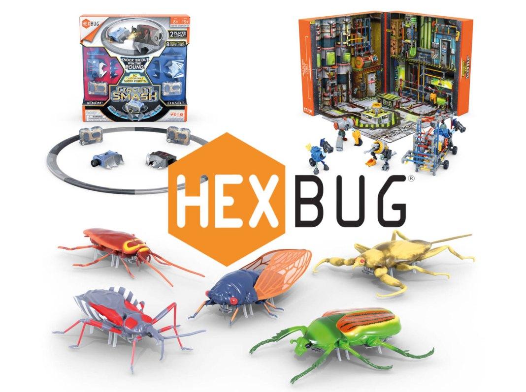 Hex Bug New Range