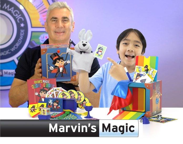 Marvin's Magic Ryan's World