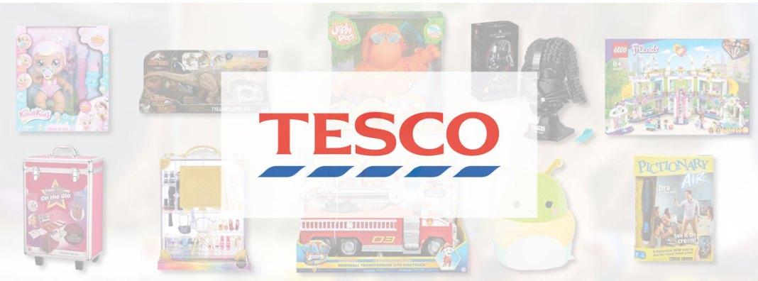 Tesco Top Ten for Christmas