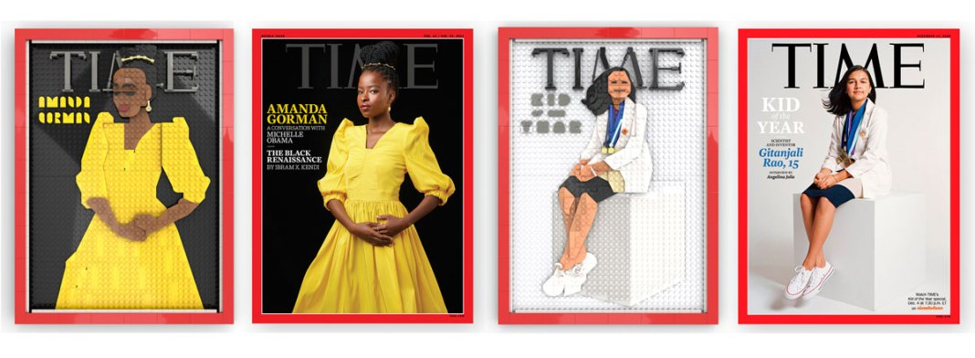 TIME Celebrates 'International Day of the Girl' with two partnerships - LEGO & Mattel's Barbie