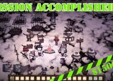 Gaming Marathon - Mission Accomplished