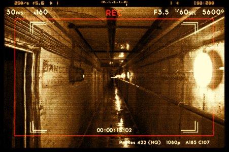 digital bunker corridor #3 by sgt. grinner