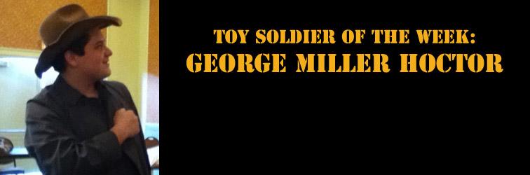 George Miller Hoctor TSOTW Banner