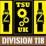 118 TSU UK Division Logo