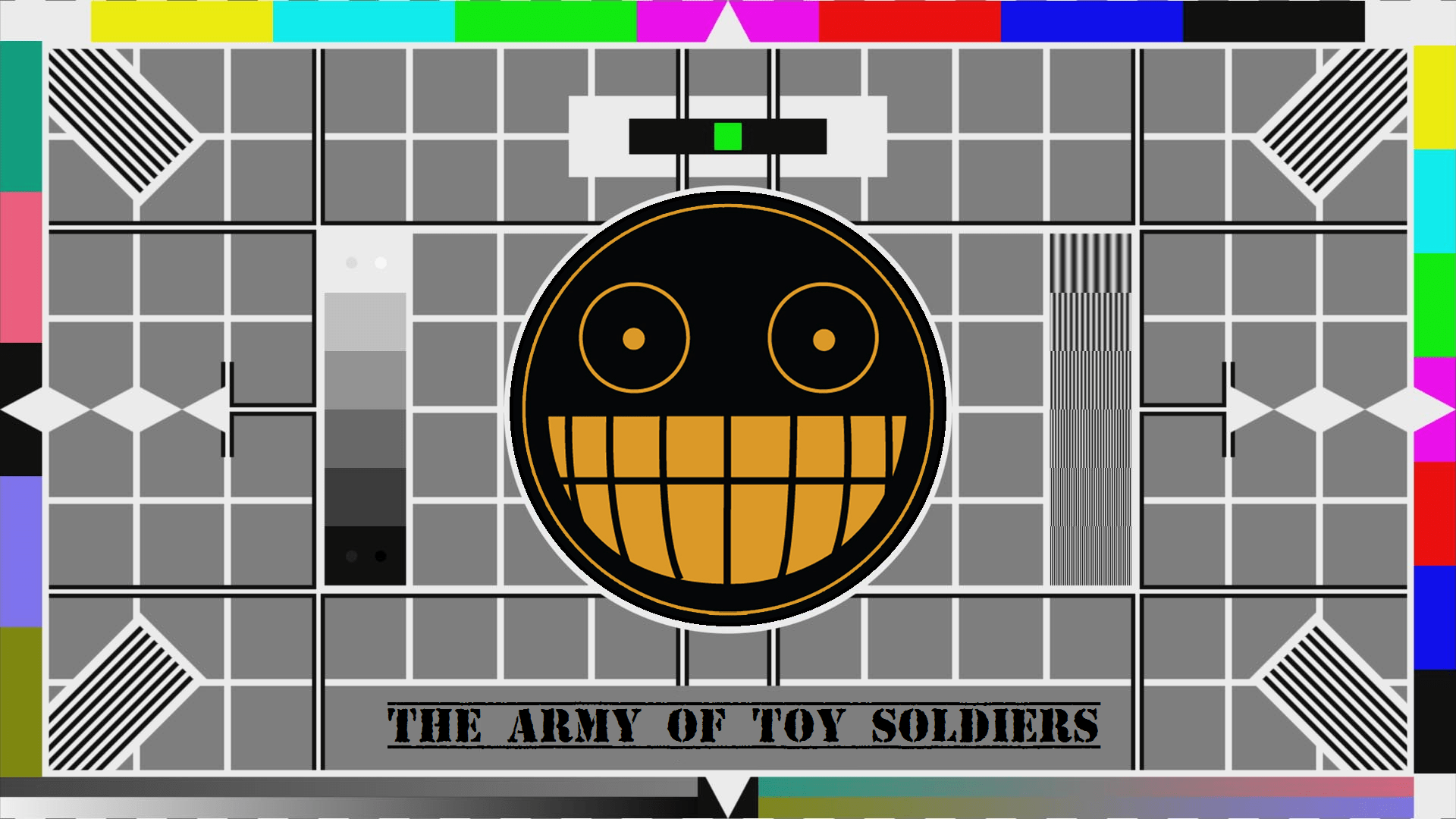 TSU-TV Screen Test Card