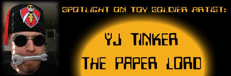 Spotlight On YJ Tinker Banner
