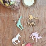 Upcycle Key Chains