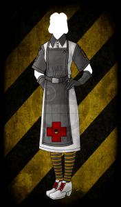 Nurse & Medic Lvl. 1 - Design by Sgt. Grinner