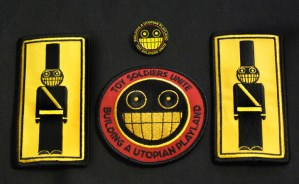 Toy Soldier Patches & Pin Pack