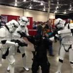 Motor City Comic Con 2013