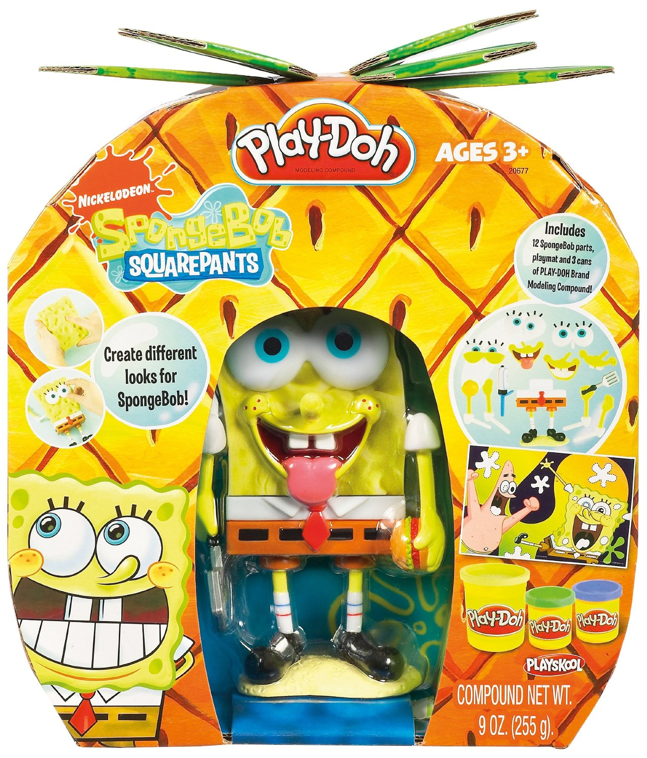 Toys Esponja The Play On Doh Bob Go BroQdxCeW
