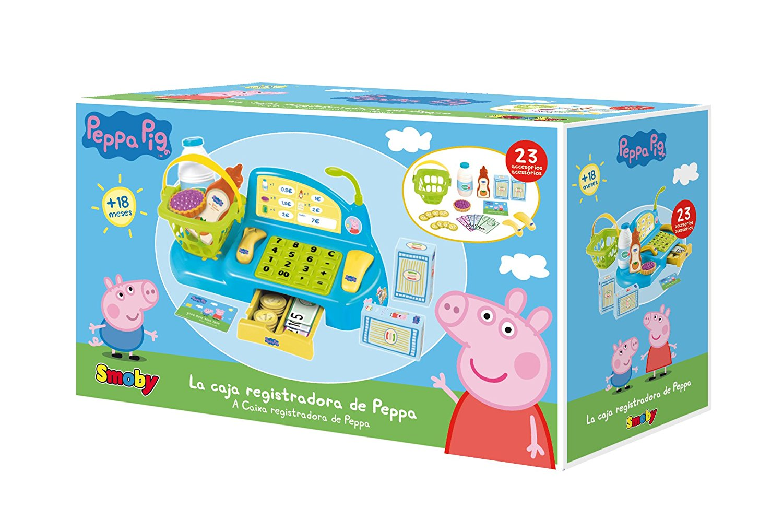 Toys Go La De On The Caja Pig Peppa Registradora EYeWD9I2H
