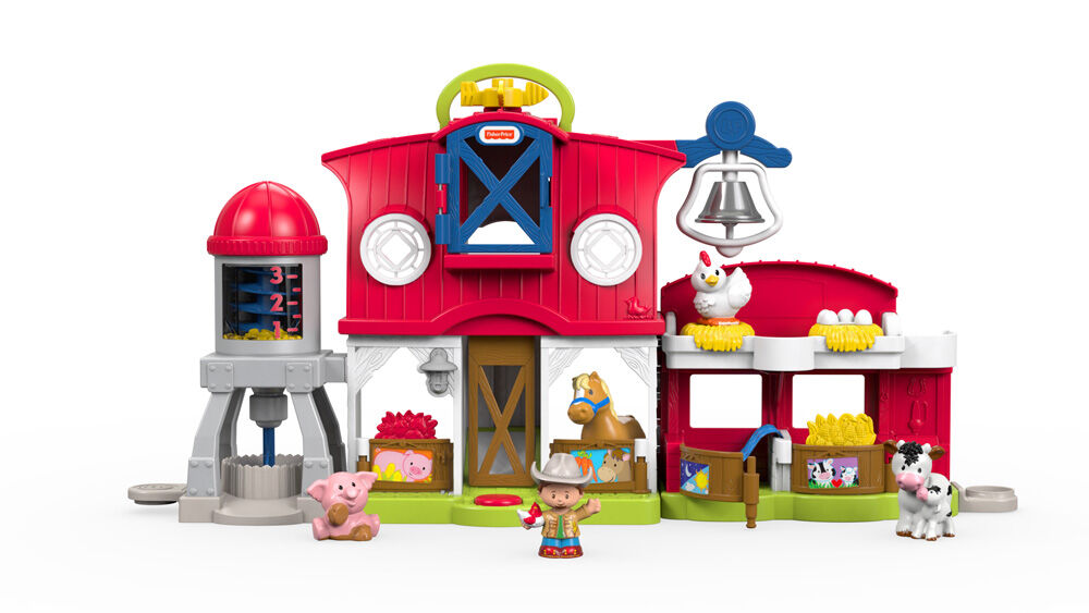 Fisher Price Toys & Playsets