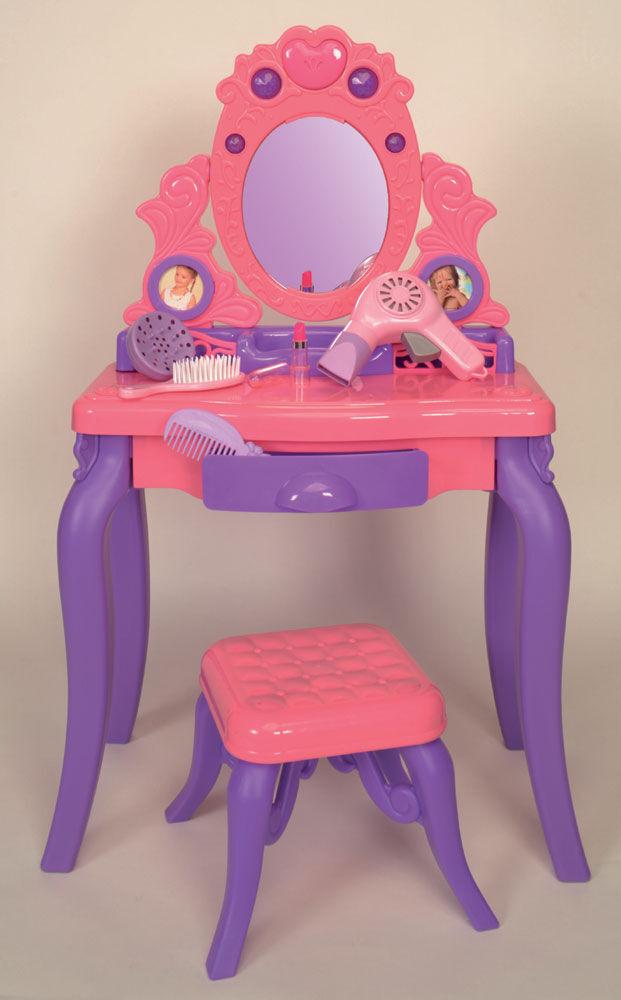 dazzling beauty vanity table