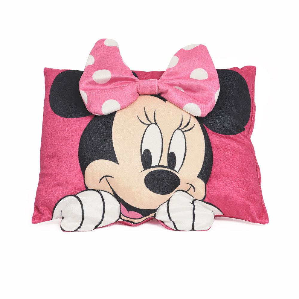 nemcor disney minnie mouse character pillow