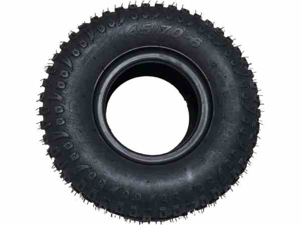 MotoTec Mad Scooter - Tire 145/70-6