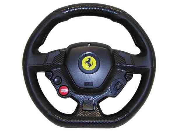 Rastar Ferrari F12 12v Steering Wheel